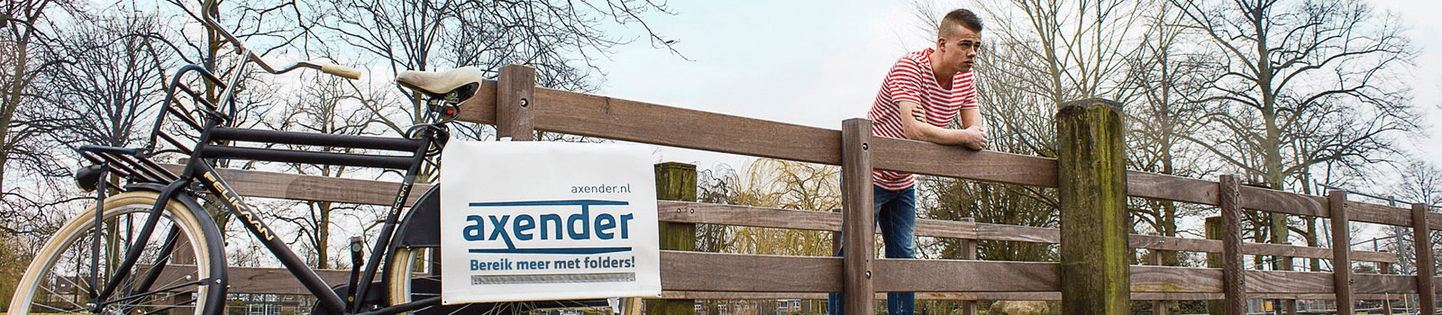 Bezorgen van Folders - Vul vrijblijvend het formulier in en meld je aan als bezorger!